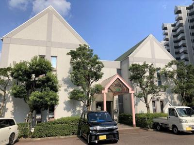 【エントランス】サンディパークス1番館