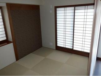 岐阜市鹿島町中古マンション!きれいな和室です