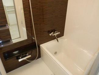 岐阜市鹿島町中古マンション!使いやすいお風呂です