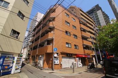 【外観】ライオンズマンション神戸第3
