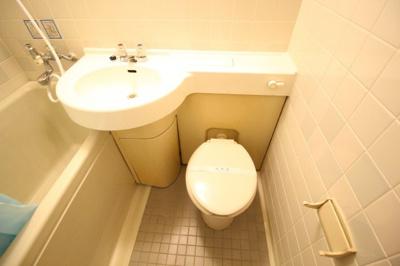 【トイレ】ライオンズマンション神戸第3