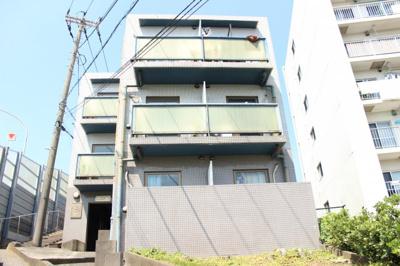 【外観】ジョイム新横浜壱番館