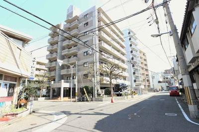 【外観】ベルアーバニティ新大阪