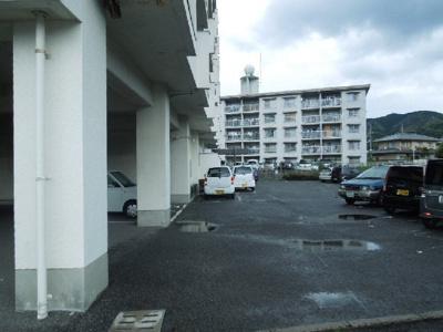 【駐車場】徳和マンション・