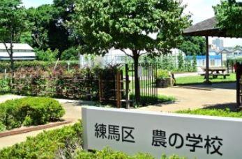 【周辺】ガーデン豊玉