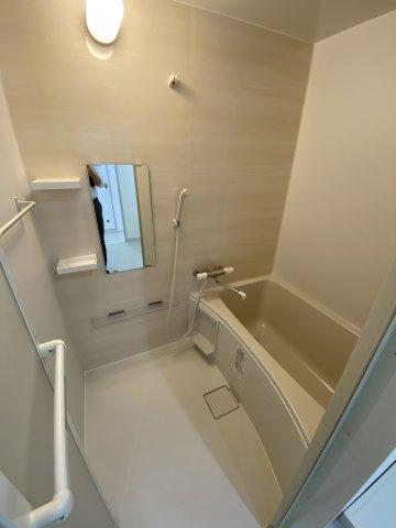 浴室も新品に交換済みです#