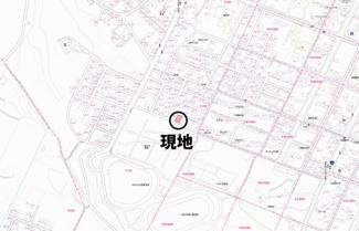 【地図】美幌町字元町 売土地