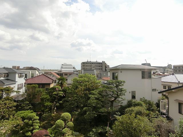 【展望】甲子園ガーデンハウス