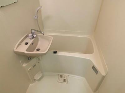 【浴室】ディアコート平間Ⅱ