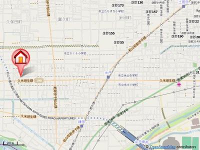 【地図】Woody House・