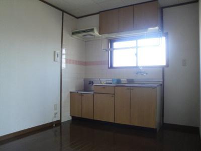 【キッチン】Woody House・