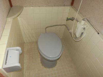 【トイレ】いの町 枝川 4DK