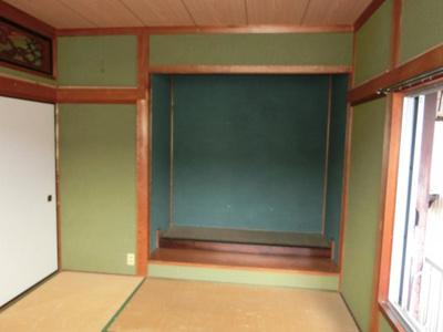 【和室】いの町 枝川 4DK