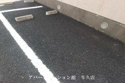 【駐車場】コーポみどりの