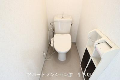 【トイレ】コーポみどりの