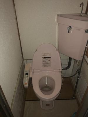 【トイレ】鳥飼西2丁目テラス