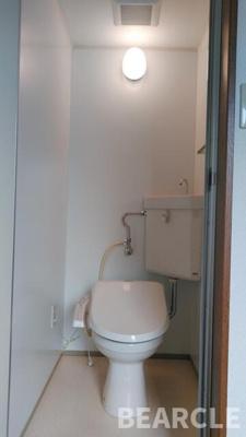 【トイレ】コーポ五条