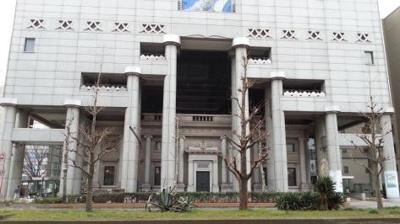 千葉市中央区役所 0.8km