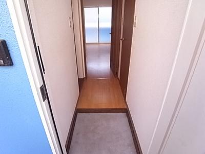 【玄関】ブルーハイム
