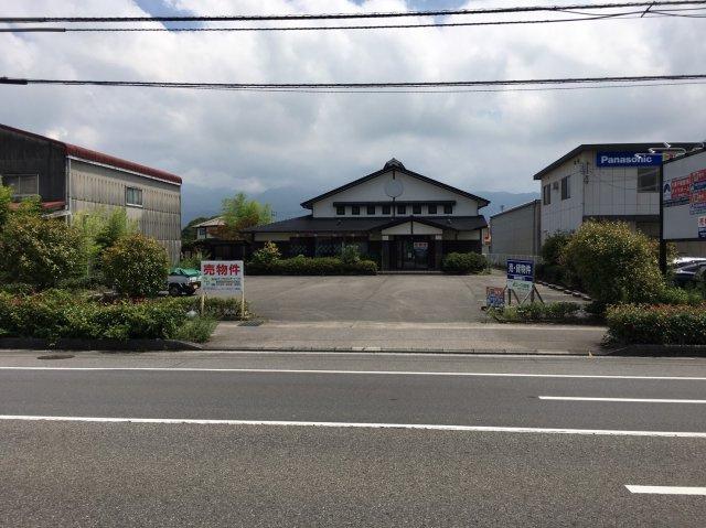 【外観】西条市喜多川店舗