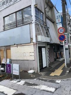 【外観】鎧橋店舗