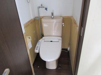 【トイレ】鎧橋店舗