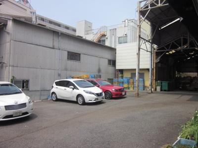 【駐車場】長田区工場