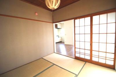 【和室】平井借家