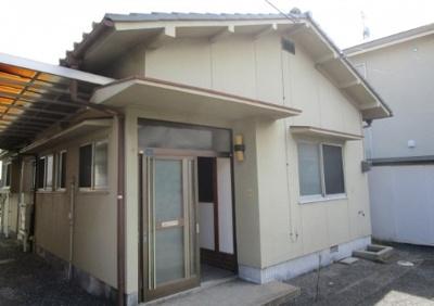 【外観】平井借家