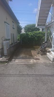 【駐車場】プレジデントハウス