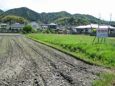 【外観】新居浜市多喜浜分譲A