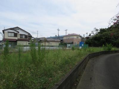 【外観】坂戸市小山売地