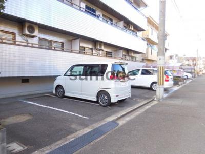 【駐車場】シャインヨシダ