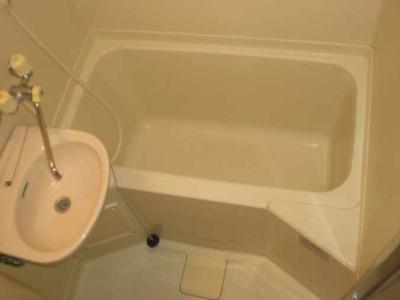 【浴室】パークヒル三ッ沢