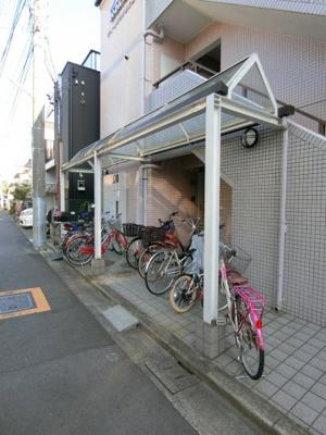 【その他共用部分】グリーンプラザお花茶屋