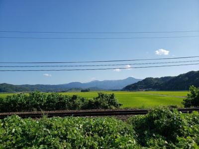 のどかな田園風景が広がります