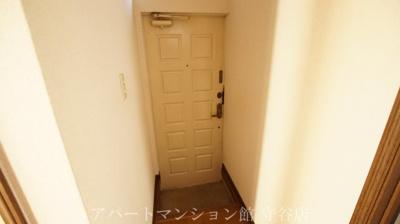 【玄関】アヴァンメゾン新守谷C