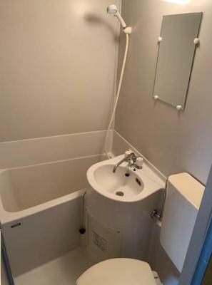 【浴室】オクト