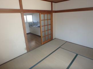 【和室】第二福田ハイツ