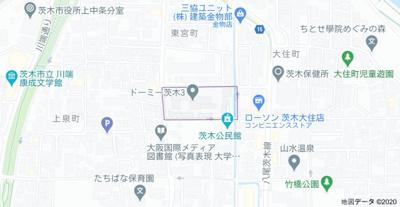 【地図】MeZon Fumi
