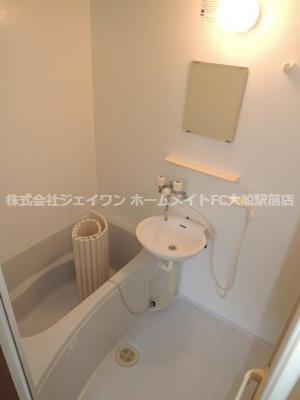 【浴室】ハーモニー山崎