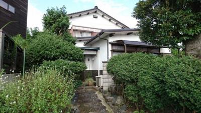 【外観】鳥取市布勢中古戸建て