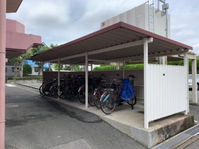 駐輪場 【COCO SMILE ココスマイル】