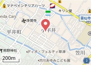 【地図】1'stヴァンサン館