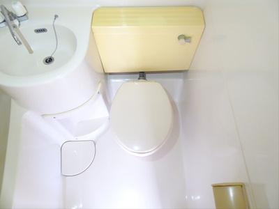 【トイレ】エレガンス笹塚