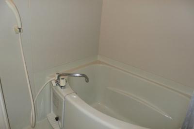 【浴室】モンマルトハイツB棟
