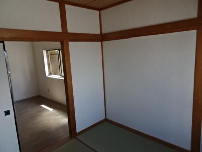 【和室】中古テラスハウス 四條畷市清滝中町(昭和61年築)