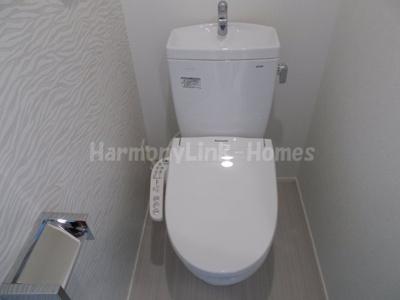 パルメゾン北赤羽のトイレ