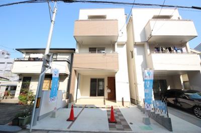 【3号棟】3階建て住宅 駐車2台可(車種によります)