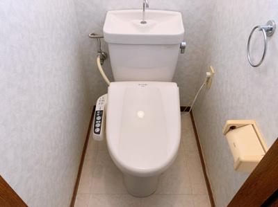 【トイレ】シャトレ城南 A